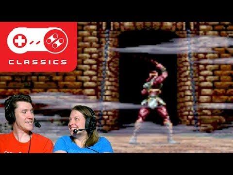 SNES Classics #4 - Super Castlevania IV