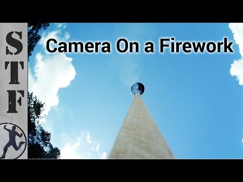 Attaching a Camera to the Firework