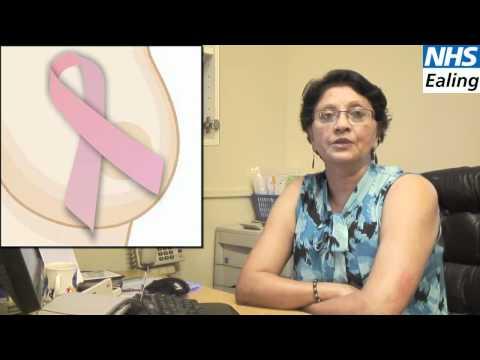 Breast Cancer Awareness in Gujarati - NHS Ealing