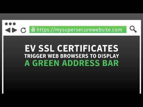 Which SSL Certificate Is Best For Me? (Extended Validation) and Why ...