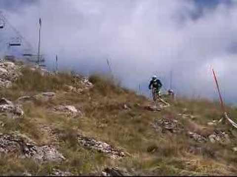 prato nevoso bikeland....the best moment
