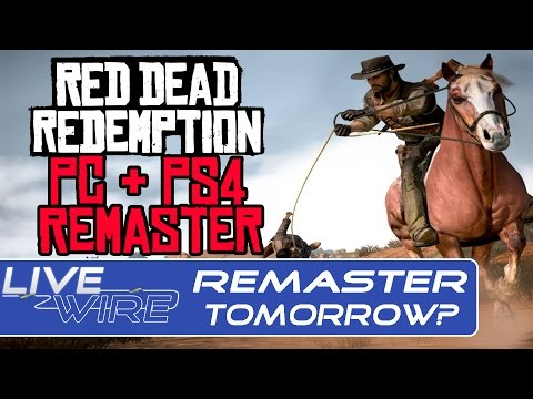 Red Dead Redemption Remastered for PC, PS4 & Xbox One? OR NEW Red Dead Redemption 2 News? You Decide
