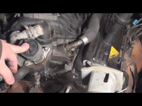 How To Repair A Broken EGR Tube Or An Exhaust Air Tube Temporarily