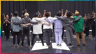 [MIRRORED] BTS (방탄소년단) - 'ON (온)' Dance Practice (안무연습 거울모드)
