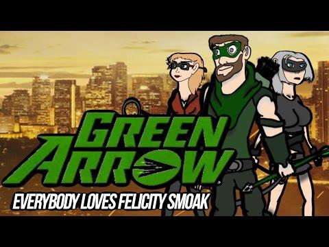 Green Arrow: Everybody Loves Felicity Smoak (Green Arrow - The Animated Adventures, Episode 1)