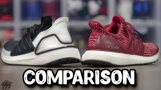 d29ab8e9f71 Adidas Ultraboost 19   ORIGINAL Ultraboost Comparison!