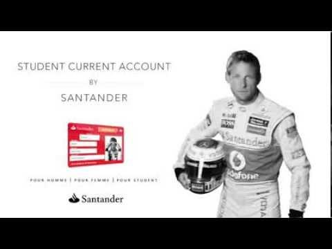 Santander Student Current Account
