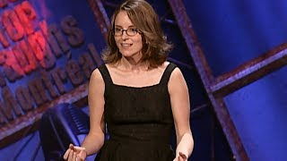 Americans know so much about Canada | Tina Fey