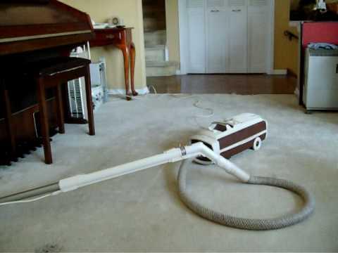 Electrolux Canada AP280 vacuum cleaner