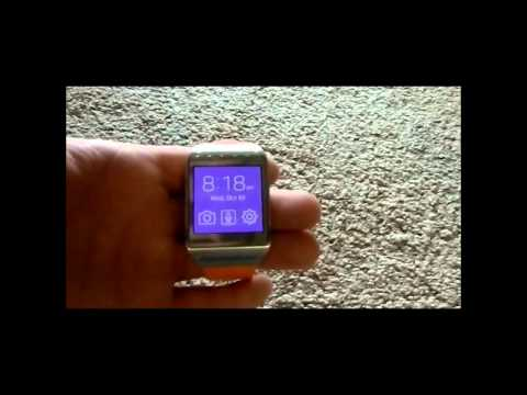 Samsung Galaxy Gear 2 How To use At home Review