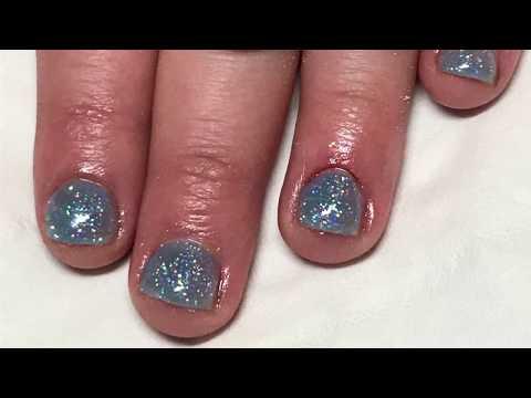 acrylic nails|short nails|bitten nails|cjpnails