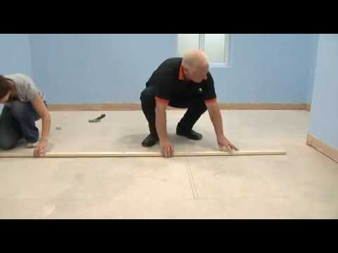 How to Install a Tile Floor Measuring Floor & Lay Out the Pattern