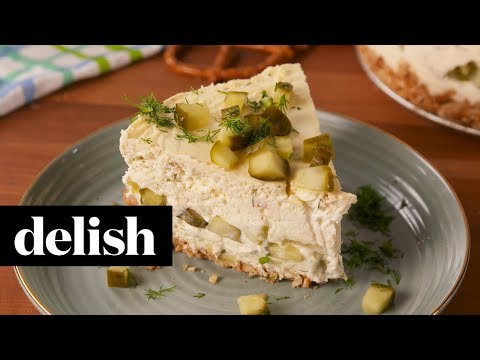 Pickle Cheesecake | Delish