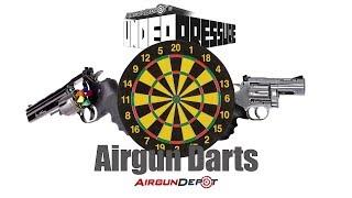 Airgun Darts: The Next New Thing!