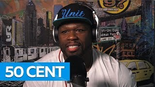 50 Cent Confronts Ebro + Keeps It Real On '4:44', Trump & Mayweather