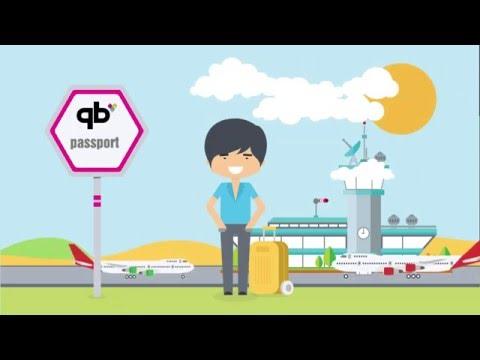 qb Passport SIM