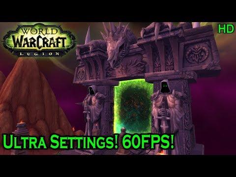 WoW: Running On Ultra Settings - GeForce GTX 950 [1080p | 60FPS]