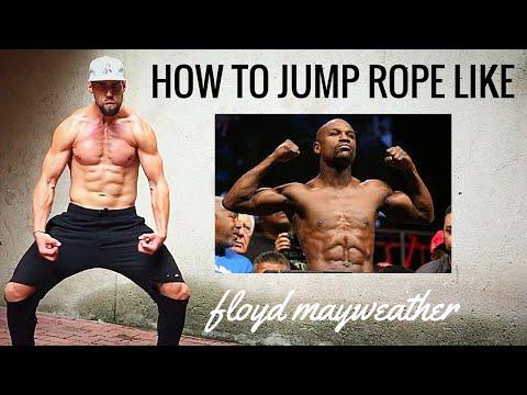 How To Jump Rope Like Floyd Mayweather