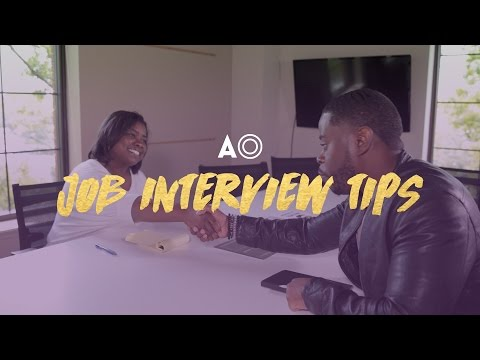Job Interview Tips for Teens