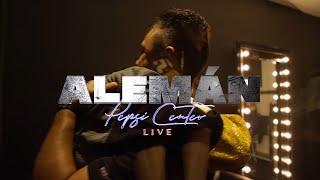 Alemán - Pepsi Center Live