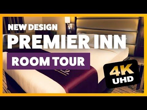 Premier Inn Hotel | Refurbished Room Tour