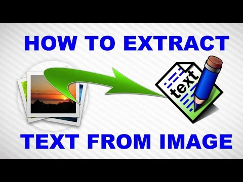 How to takeout letters from image -  |Convert Picture Data Into Text|