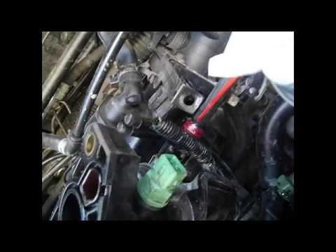 1.8 Freelander Inlet Manifold Gasket Renewal