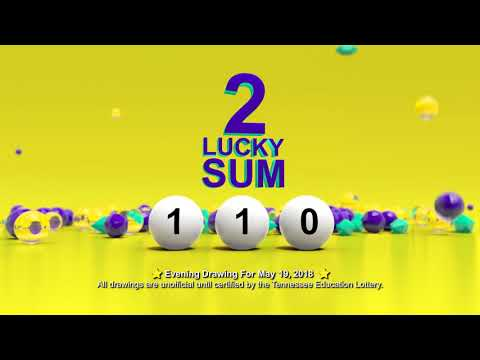 Tennessee Lottery Evening_C3_C4_LS 05/19/2018