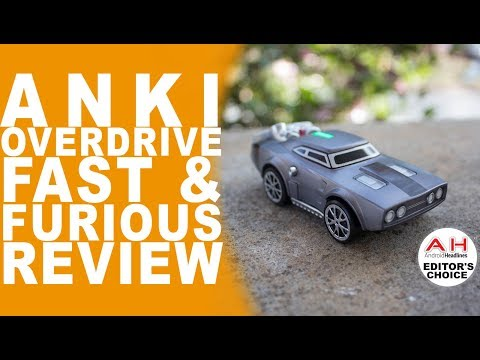Anki Overdrive Fast and Furious Review - Real Augmented Reality Gaming