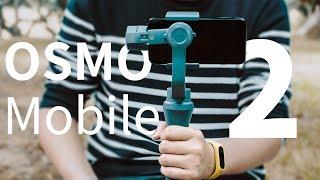 升级还降价?新款OSMO Mobile 2的新体验 | OSMO Mobile 2:Best Smartphone Gimbal Ever?