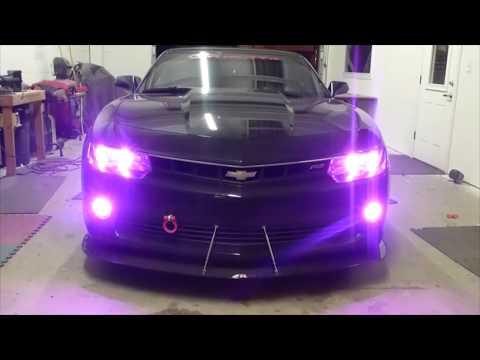 2015 Chevy Camaro RGB Lighting Upgrade & Interior LEDs