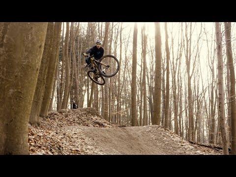 Darmstädter Gebirge Radfahrer