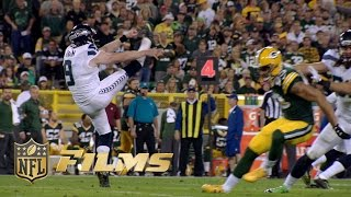 Pat McAfee & new age Punters Prove: Punters are People too | NFL Films Presents (Show 8)