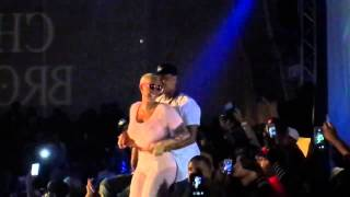 Amber Rose Dancing on Chris Brown (feat. Blac Chyna)