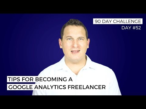 How to Become a Google Analytics Freelancer
