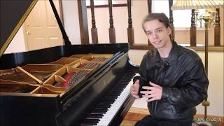 Titanic - My Heart Will Go On (Piano Cover) - Toms Mucenieks