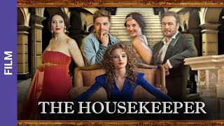 The Housekeeper. Russian Movie. StarMedia. Comedy. English Subtitles