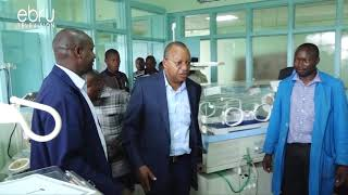 Multi-Million Shilling Hospital Remains Empty