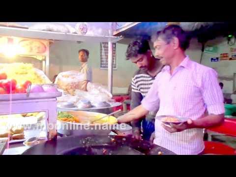 panipuri tomato chaat welcome choupati garha bazar street food