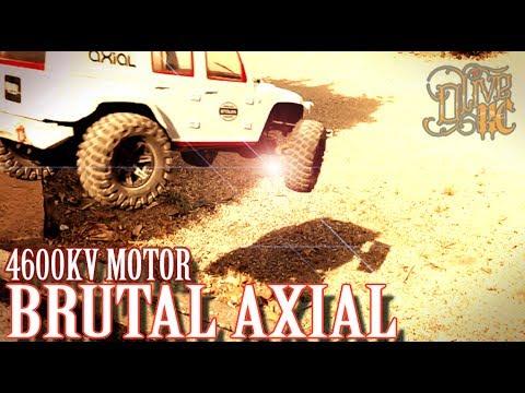 RC BRUTAL CRAWLER  4600KV motor
