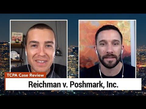 Text Message Marketing Lawsuit Review - Reichman v. Poshmark, Inc.