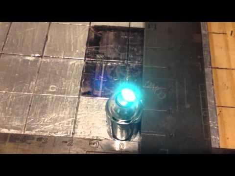 Engraving a bead