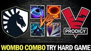 LIQUID vs VP.P — Wombo Combo Pick Try Hard Game