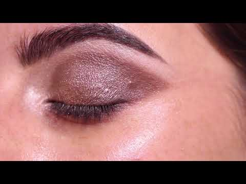 Frosted Gleam - Eyeshadow MUA Cosmetics Tutorial