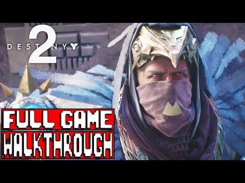 DESTINY 2 CURSE OF OSIRIS Gameplay Walkthrough Part 1 FULL GAME (Full Expansion) - No Commentary