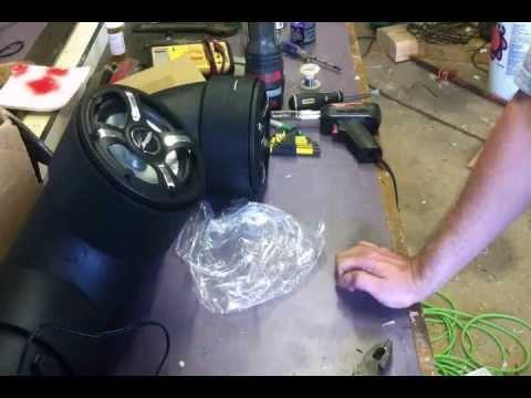 Whoolie Shop Audio Tube Build