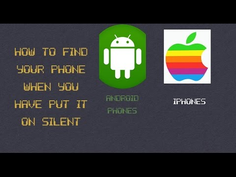 LOST YOUR PHONE Worry not !!