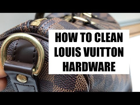 How To Clean Louis Vuitton Hardware