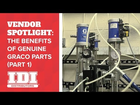 How Quality Control Guarantees Efficient Graco Pump Parts