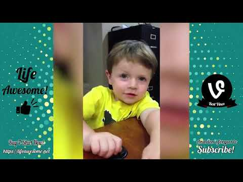 TRY NOT TO LAUGH or GRIN  Funny Kids Fails Compilation  Funniest Cute Kids Videos Ever   YouTu